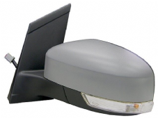 FORD FOCUS  MK 4 DOOR MIRROR  PASSENGER SIDE  ELECTRIC   ( INC INDICATOR )  NEW   08 - 09 - 10 - 11 - 12   REG